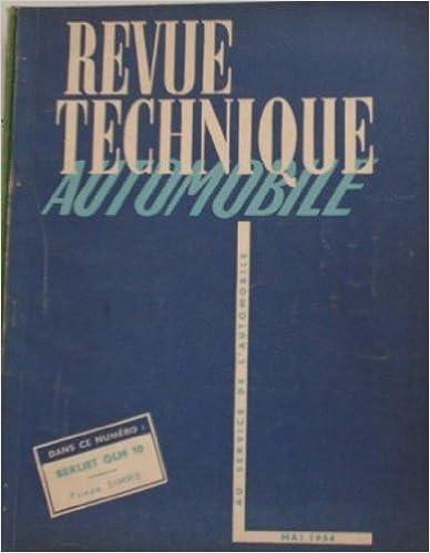 Téléchargements de livres informatiques pdf gratuits REVUE TECHNIQUE AUTOMOBILE - BERLIET GLM 10 - 97 B0039H20JU in French PDF
