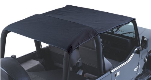 Rampage Jeep 93615 Denim Black Island Topper