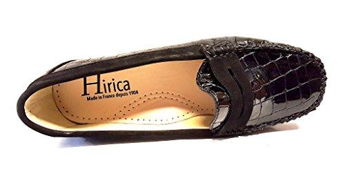 Nero Nero Hirica Mocassini Donna Donna Hirica Mocassini Donna Hirica Hirica Mocassini Mocassini Donna Nero pw1g6nq1