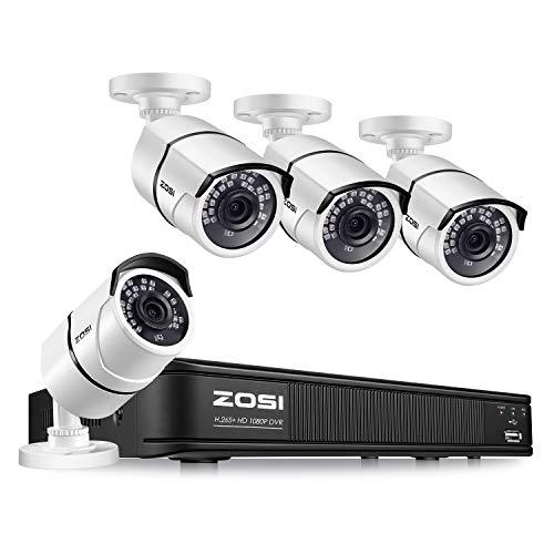 ZOSI H.265+1080P FHD Video