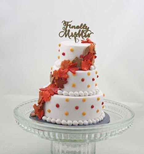 Amazon.com: Wedding Cake Mini Replica Custom Ornament