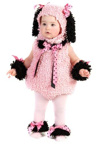 Pinkie Poodle Halloween
