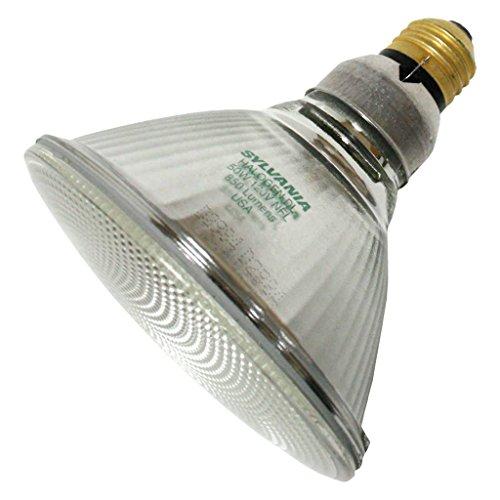 OSRAM SYLVANIA GIDDS-282252 282252 Capsylite Halogen Flood Lamp, Par38, 50W, 120V s, Medium Skirted, Double Life (Lamp Par38 Halogen)