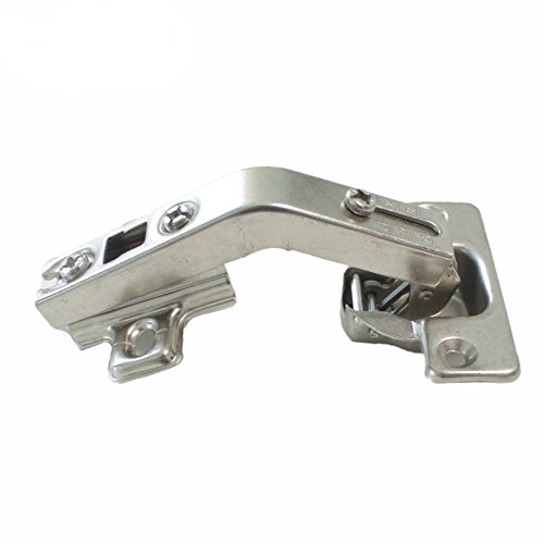 - 2 pairs 135 Degree Corner Kitchen Cabinet/Cupboard Folded/Folden Door Hinges For Combination With Screws