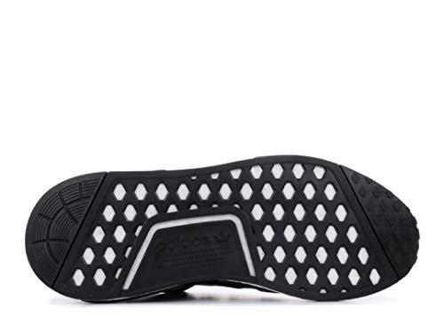 Pictures of adidas Originals NMD_R1 Shoe Men's Casual D96616 Core Black/Grey 2