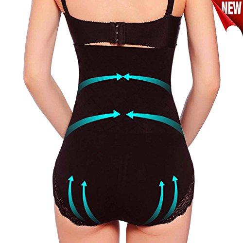 GAODI Belly In Hi-waist Full Cover Boyshort Butt Lifter Panty Underskirt