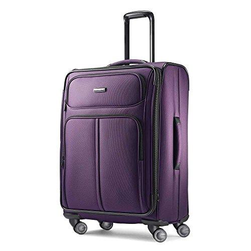 Samsonite Checked-Medium, Purple