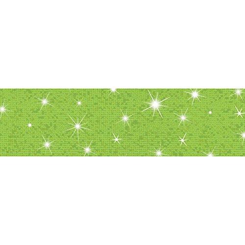 TREND enterprises, Inc. Lime Sparkle Bolder Borders, 32.5'