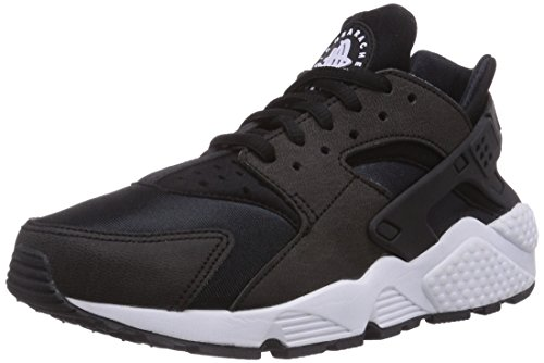- Nike Women's WMNS Air Huarache Run Shoes, Black/White 006, 9.5 UK