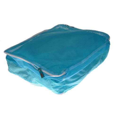 Generic 5xtravel Luggage Storage Bag Clothes Tidy Organizer Pouch Suitcase Handbag Case (Blue)