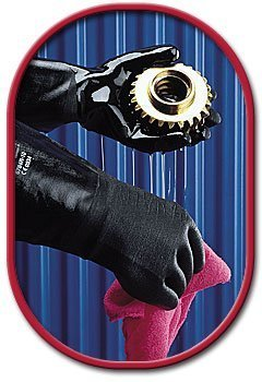 Showa Best 6797R-10 Large Neo Grab Chemical Resistant Gloves
