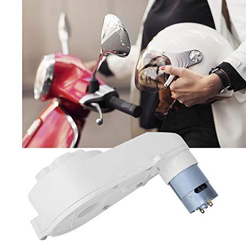 Getriebemotor 12 V Toy White Electric Rs550 Motor Getriebe Für Kinderwagen Atv Motorrad Auto Atv Karting Ferngesteuertes Auto Und Motorräder 550 23000rpm Gewerbe Industrie Wissenschaft