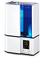 4L Humidifiers for Large Room Bedroom