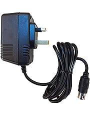 Zamiennik zasilacza do Digitech Rp7 Effects adapter pedału UK 9 V 4 bolce DIN