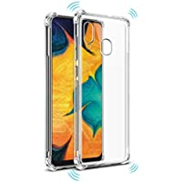 Capa Anti Shock Samsung Galaxy A20 2019, Cell Case, Transparente