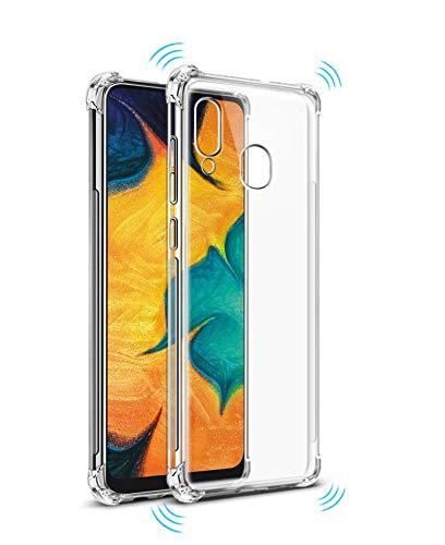Capa Anti Shock Samsung Galaxy A20 2019, Cell Case, Transparente