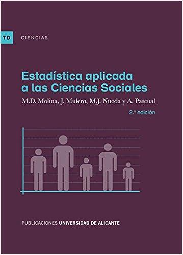 Estadística aplicada a las Ciencias Sociales Textos docentes ...