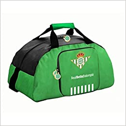 Bolsa de deporte Real Betis 41x24x32: Amazon.es: Libros