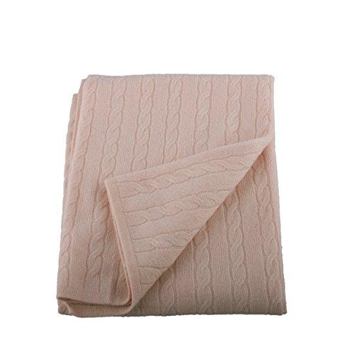 (Lucky Bird Cashmere Baby Blanket)