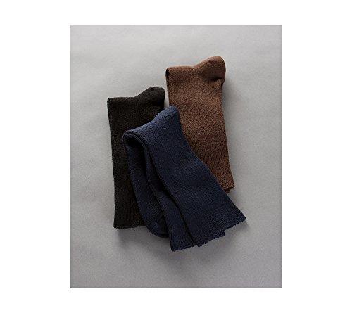 Hue Dress Socks (HUE Women's Relaxed Top Sock, Espresso, Size 1)