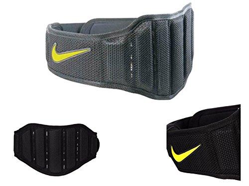 Nike Structured Training Belt 2.0 Black/Volt Size Large