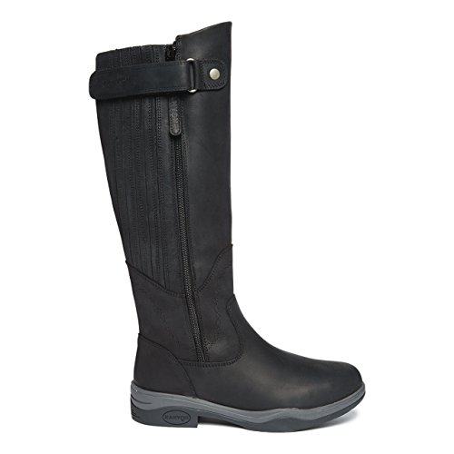 X 2 Rider Kanyon UK Reg Gorse 6 Boots Waterproof Country Black Width Leather Outdoor TEwwS5q