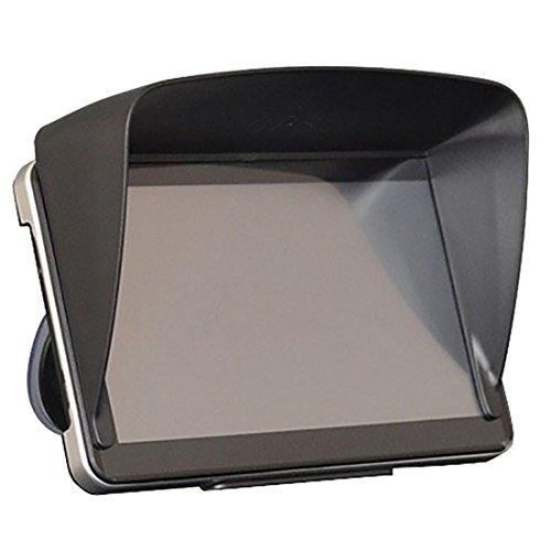 ChuangYi 5 Inch GPS Navigation Sun Shade Shield Glare Visor for Garmin N/üvi Magellan Roadmate Pro