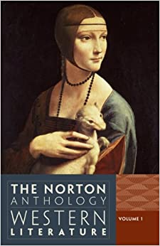 """the norton anthology of western literature The norton anthology of western literature  media program all add up to the  most exciting, accessible, and teachable version of """"the norton"""" ever published."""