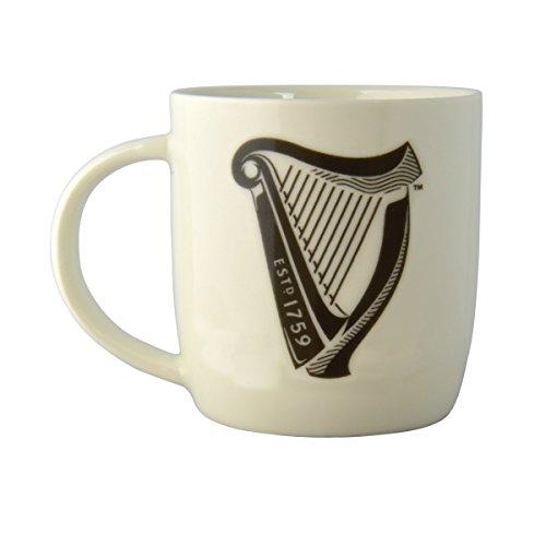 (Guinness Harp Mug (White Harp))