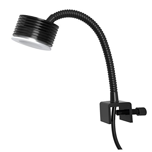 LED Aquarium Lights Asta 20 Dimmable Planted Tank Lights 6500K Clamp Clip for Plant Freshwater Aquarium Fish Tank (Planted Version)