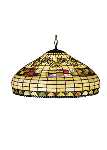 Indoor Edwardian Pendant Light in US - 2