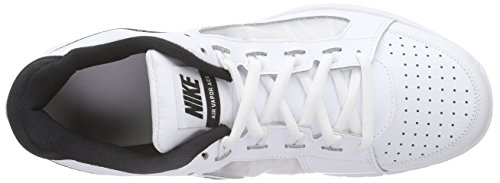 Nike Air Vapor Ace Zapatillas de tenis, Hombre Blanco / Negro  (White/Black-White)