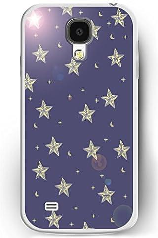 S4 Case, Samsung Galaxy S4 Case Slim Fit Hard Back Cover for Galaxy S4 Cute Stary (Samsung Galaxy S4 Cases Kpop)