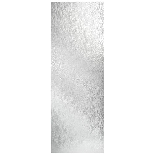 Pivoting Panel (31 in. x 64 in. Pivoting Shower Door Glass Panel in Rain)