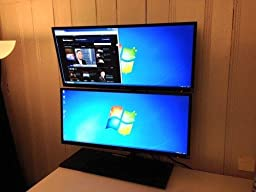 Amazon Com Customer Reviews Vivo Dual Lcd Monitor Desk
