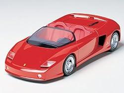 Tamiya Ferrari Mythos by Pininfarina 1/24 Sports Car Model Kit by Tamiya