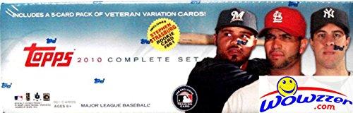 Topps Baseball Complete Strasburg Exclusive
