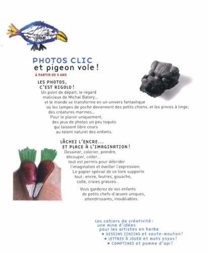 Coloriage Le Chien Et Le Pigeon.Photos Clic Et Pigeon Vole 9782047201619 Amazon Com Books