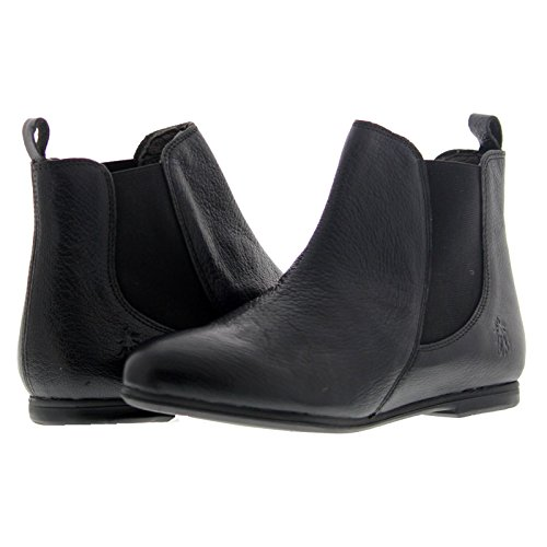 Fly London Womens Miai 756 Fly Mousse Leather Boots Black