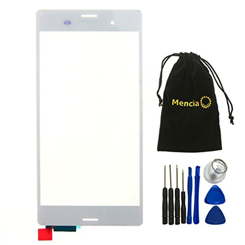 Touch Screen Digitizer Parts Replace Glass for Sony Xperia Z3 + TOOLS - 4