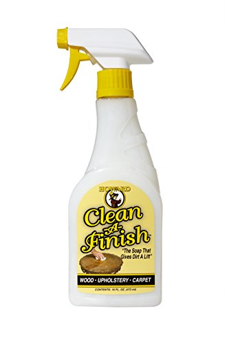 Howard CF0016 Clean-A-Finish Wood Soap, 16-Ounce by Howard Products