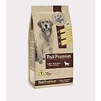 Ração Poli Premium Chronos Para Cães Adultos, 15kg