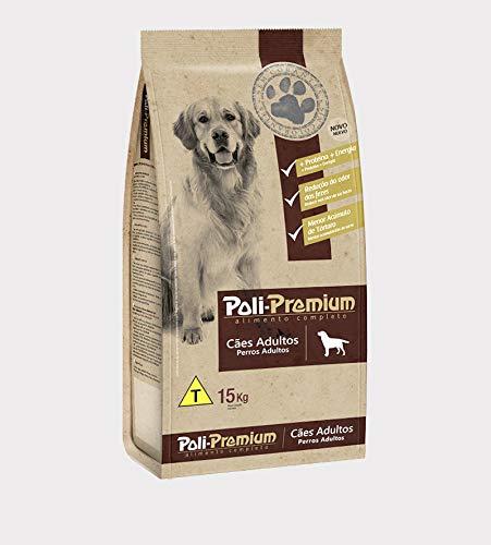 Ração Poli Premium Chronos Para Cães Adultos 15kg