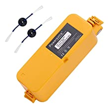 Powerextra 14.4V 3500mAh Replacement Battery for iRobot Roomba 400 series Roomba 400 405 410 415 416 418 4000 4100 4105 4110 4130 4150 4170 4188 4210 4220 4225 4230 4232 4260 4296