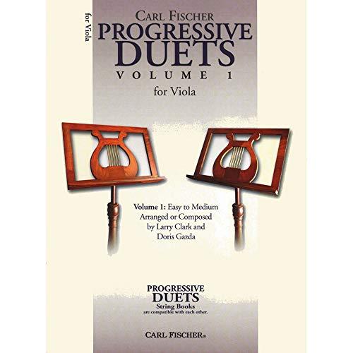 (BF37 - Progressive Duets Vol.1 Viola)