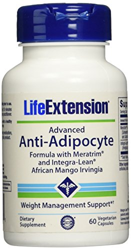 Life Extension Anti Adipocyte IntegraLean Vegetarian
