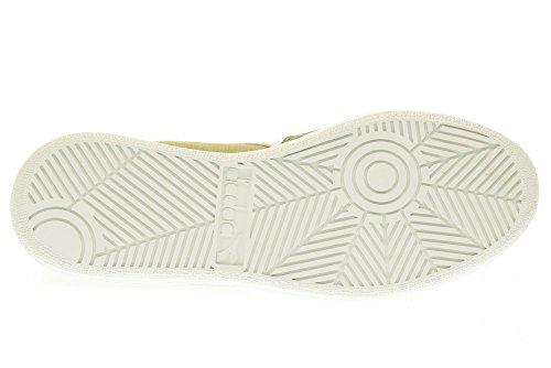 DIADORA hombre bajas zapatillas de deporte 01 201.171397 C6339 B.ELITE C S talla 41 Green