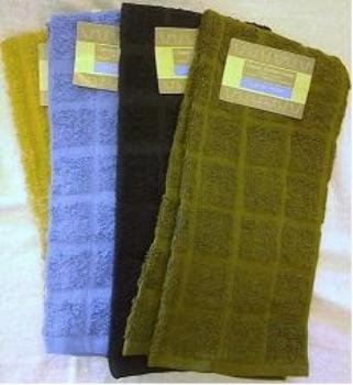 Ddi 15''X25'' Terry Heavy Kitchen Towel (Pack Of 72)