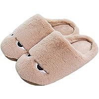 Mini Balabala Cute Slippers Womens Mens House Shoes Indoor Slip-on Comfy Slipper Boots Girls