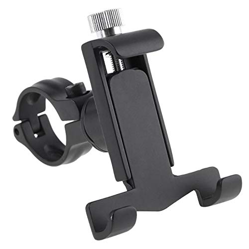 Wall of Dragon Universal Bike Phone Holder Anti-Slip Shockproof Aluminum Bicycle Handlebar Clip Stand for Phone Bicycle Accessories
